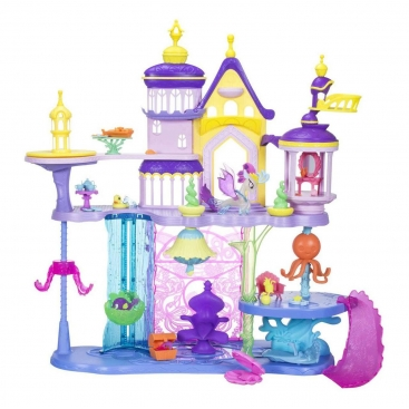 Игровой набор My Little Pony Волшебный Замок, серия Мерцание